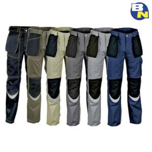 Abbigliamento-Antinfortunistica-cofra-pantalone-tecnico-con-porta-ginocchiere