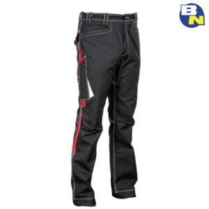 Abbigliamento-Antinfortunistica-cofra-pantalone-tecnico-invernale-stretch-nero