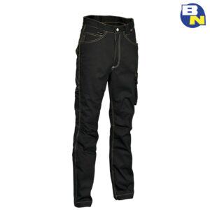 Abbigliamento-Antinfortunistica-cofra-pantalone-tecnico-nero