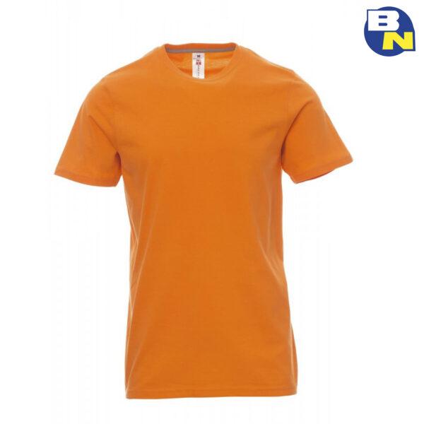 Abbigliamento-Antinfortunistica-t-shirt-manica-corta-arancio