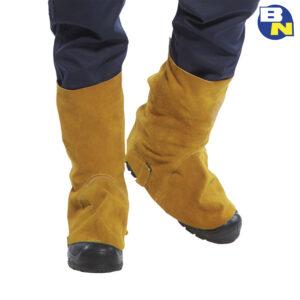 Abbigliamento-Pro-copri-stivali-in-pelle