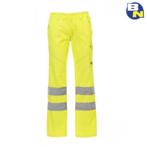 Abbigliamento-Pro-pantalone-ad-alta-visibilità-giallo