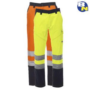 Abbigliamento-Pro-pantalone-bicolore-ad-alta-visibilità-invernale